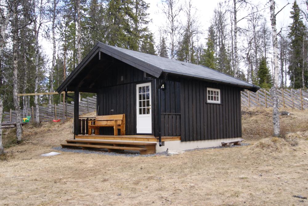 anneks eller hytte