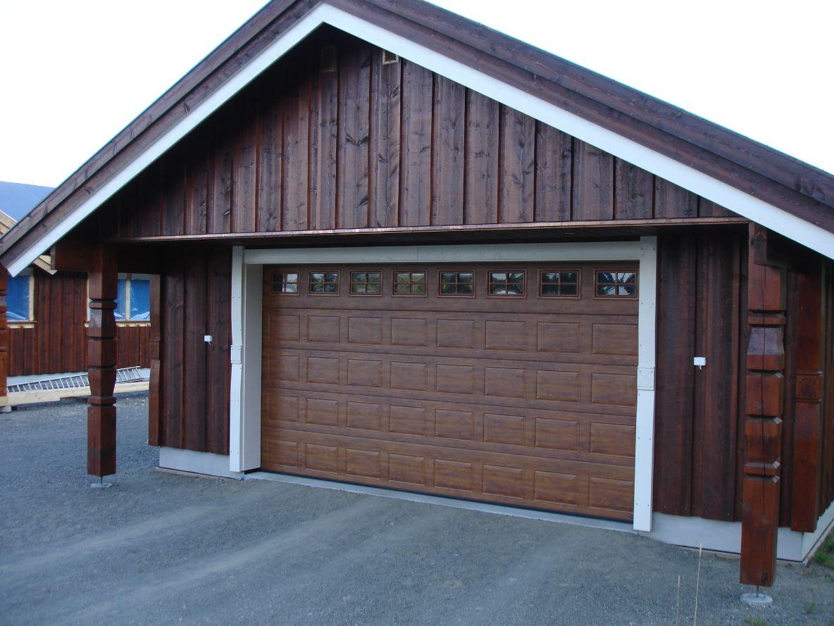 Garasje og garsjeporter